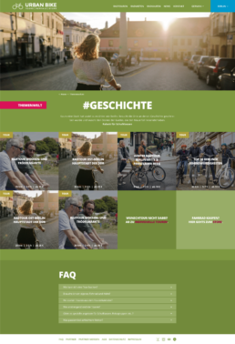 urban bike tour themenwelt geschichte screenshot